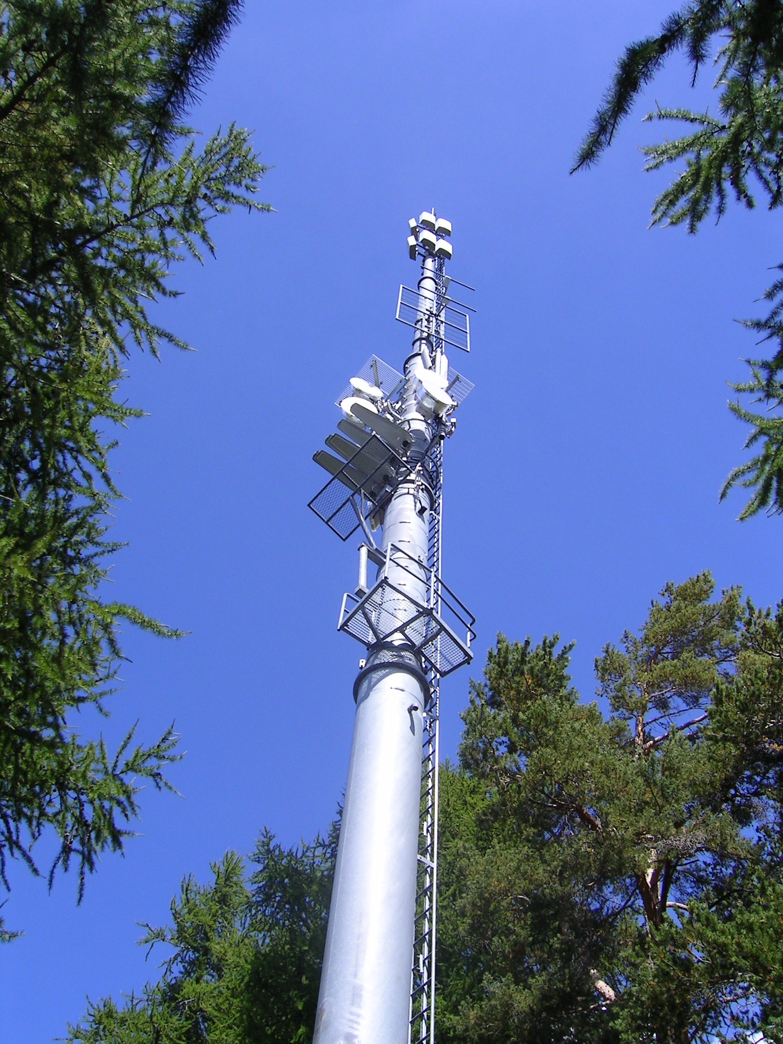 Antennes Chandolin