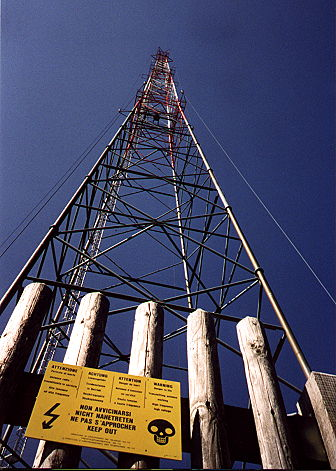 Antennes ondes moyennes